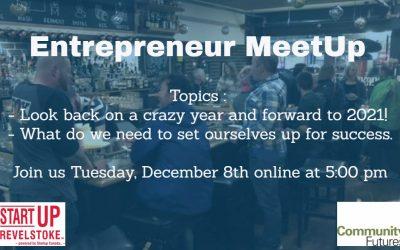 Entrepreneur Meetup – December