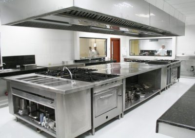 Incubator Kitchen Study