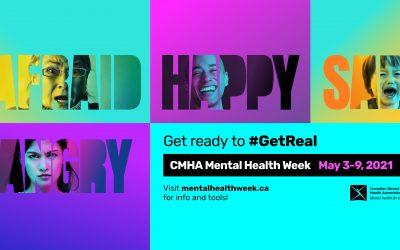 Mental Health Week – May 3 – 9th