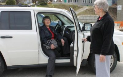 Seniors volunteer coordinator 'blown away' by generosity of time & spirit
