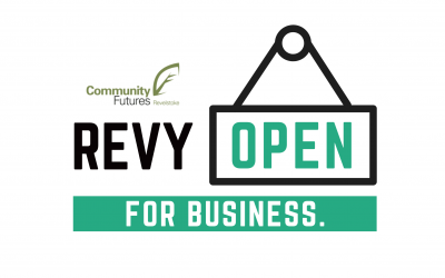 Revy Open for Business