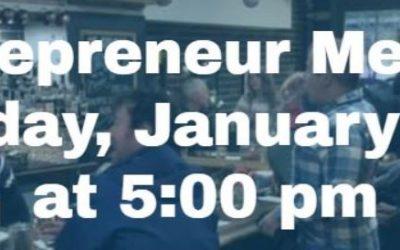 Entrepreneur Meetup – January