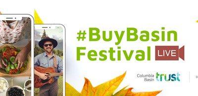 #BuyBasin Festival